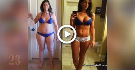 30 Inspiring Female Body Transformations | Weight Loss Before and After... #fitness