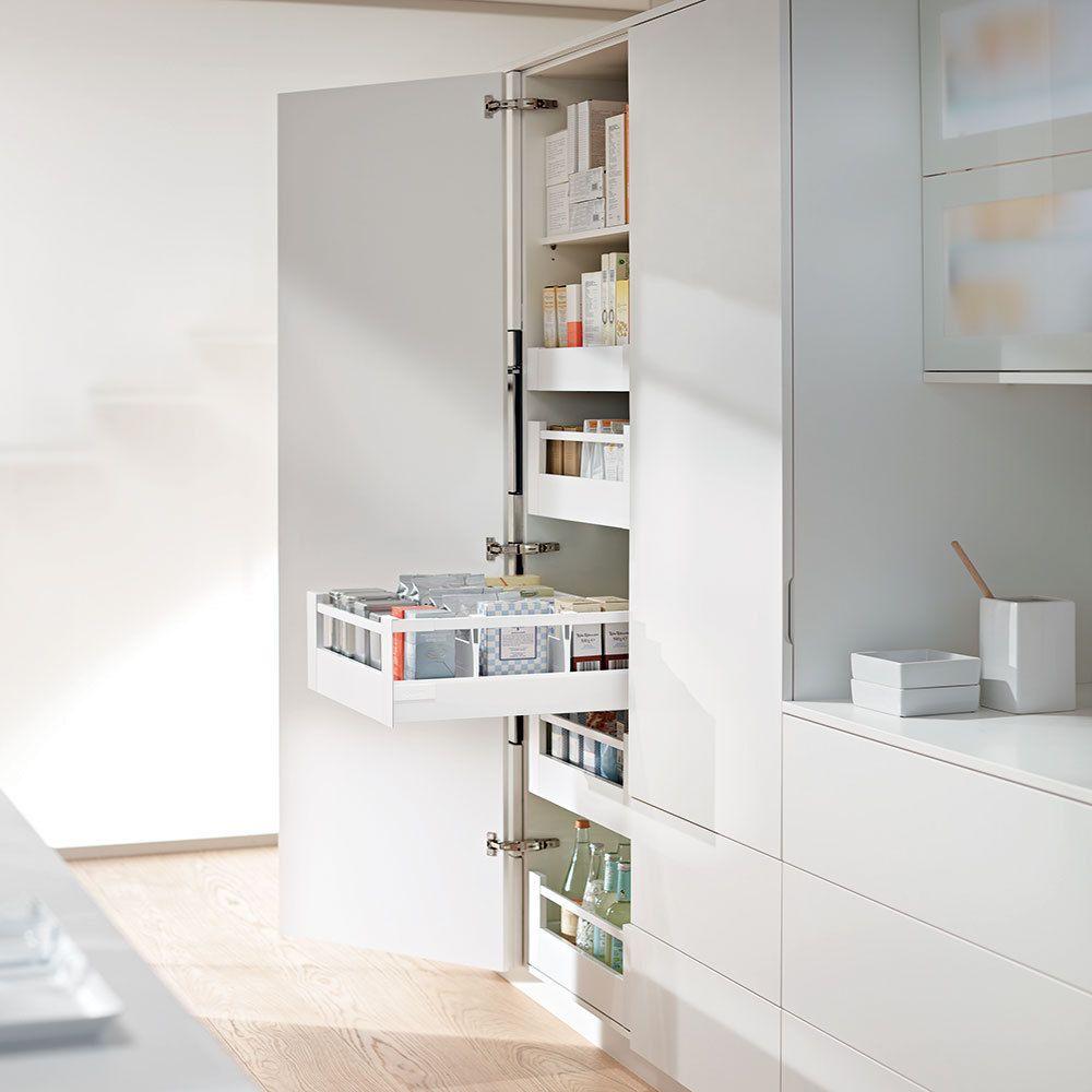 Blum Antaro Larder Drawers | Kitchen Design | Pinterest | Kitchen ...