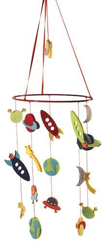 Space Ships and Rockets Baby Cot Mobile Boy's Bedroom | eBay