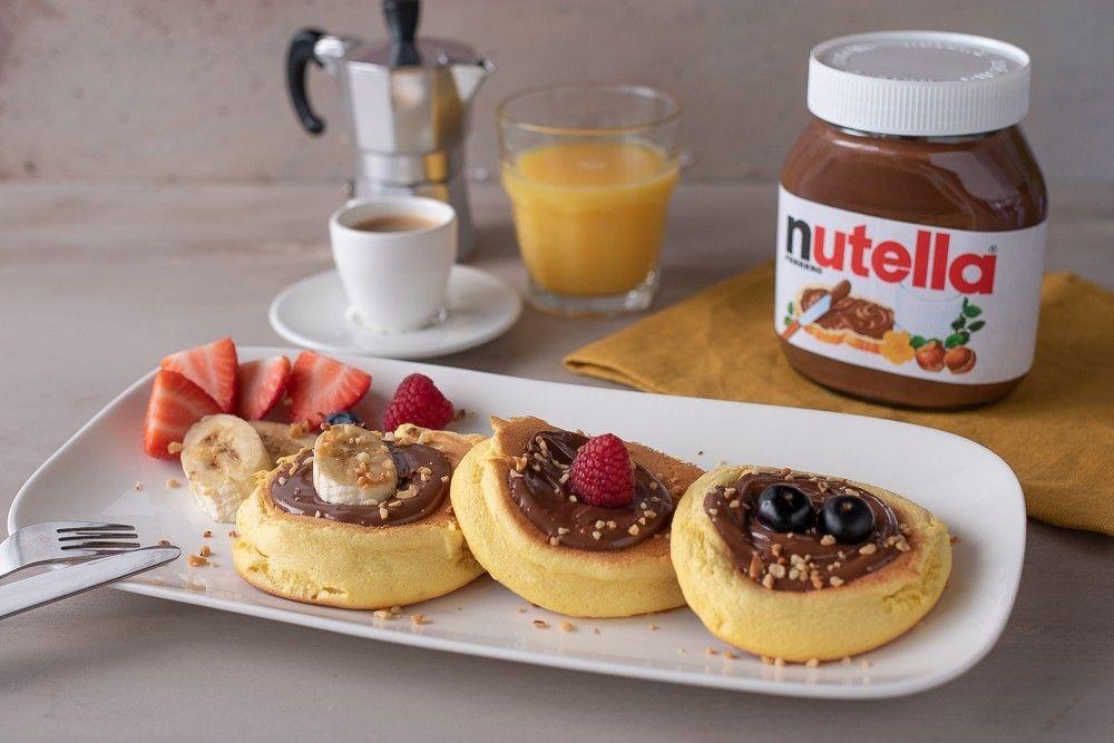 d0924977e2c913c4deec0045be627a58 - Ricetta Pancake Con Nutella