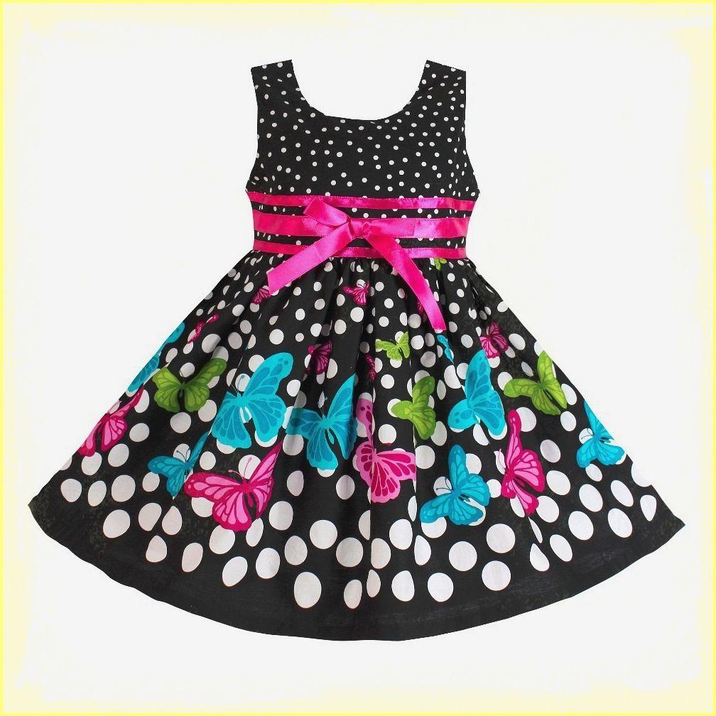 f55f3421a5cdd Modernos Vestidos para Niña de 2 Años