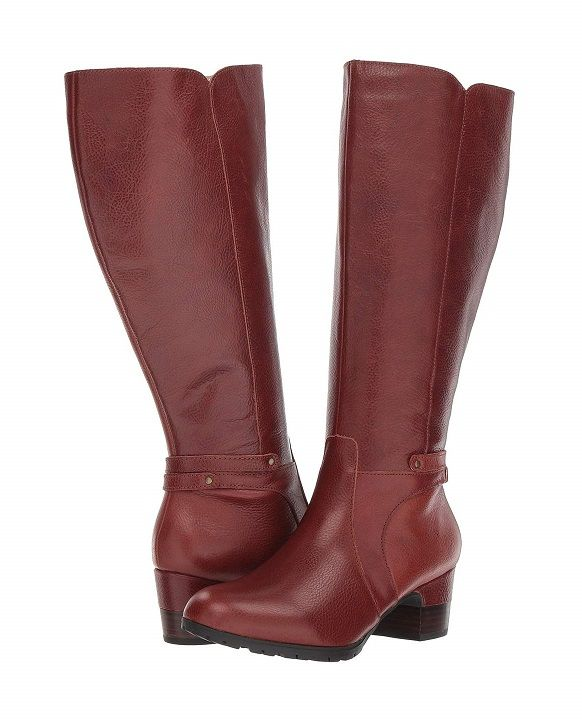 6e1ae5fedddc Brown Wide Calf Riding Boots for Women - Wide Calf is a chic boot that will