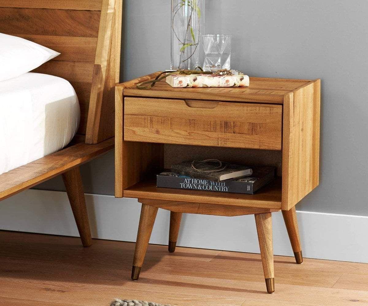 Best Bolig Nightstand In 2020 Modern Bedroom Decor 640 x 480
