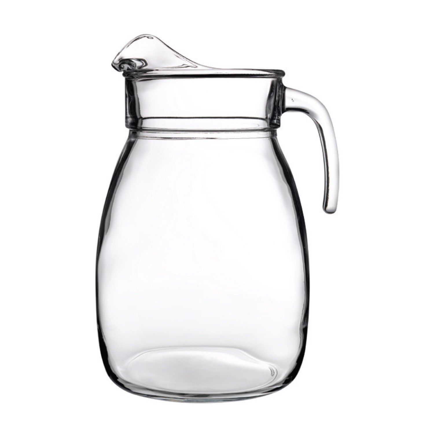 10.5H x 4B 83.25 oz Pitcher/Case of 6