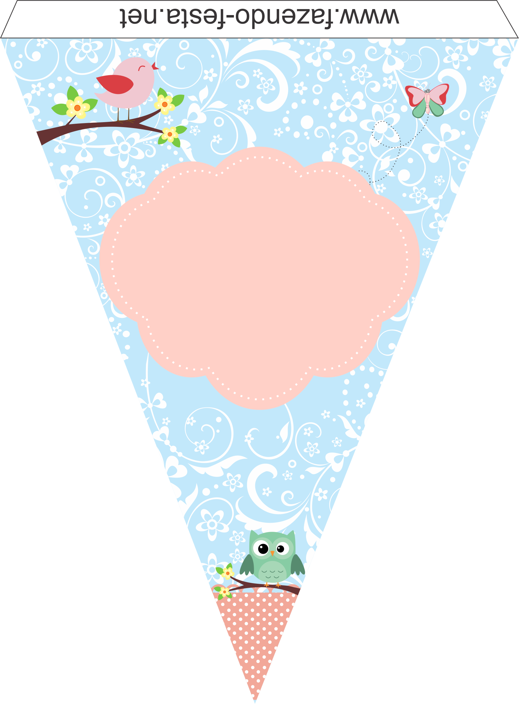 Bird And Owl Free Printable Mini Kit  Baby Shower Ideas