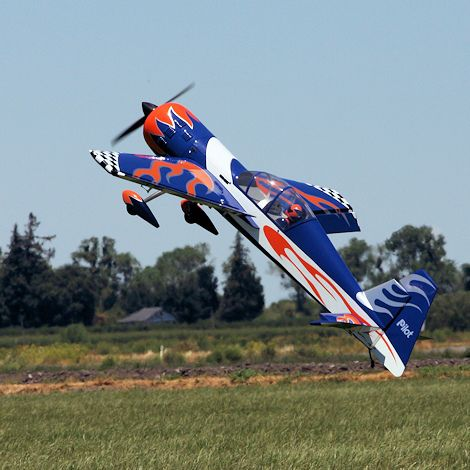 Pilot RC YAK doing some freestyle | Airshows | Fighter jets