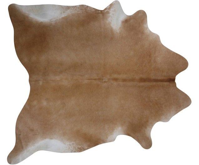 Tappeto in pelle di mucca Taurus Animal print rug, Rugs
