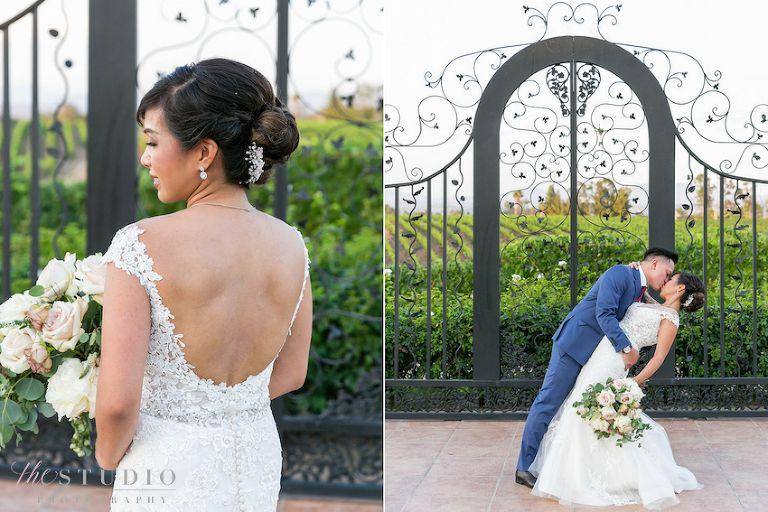 Nerisa Dan Villa De Amore Wedding The Studio By Leah Marie Wedding Dresses Lace California Wedding Venues Wedding Dresses