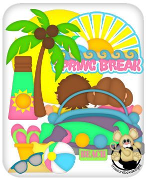 21++ Spring break 2020 clipart info