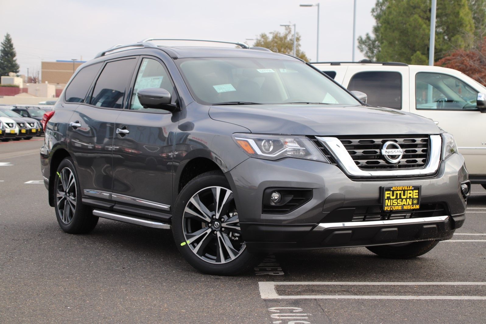 2019 Nissan Pathfinder Hybrid Check more at http://www ...