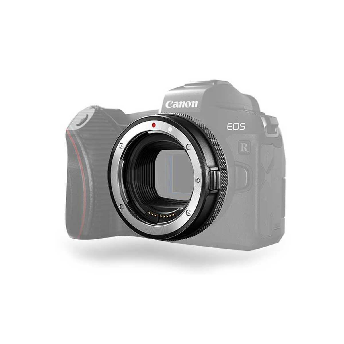 EOS R: Full Frame Mirrorless Camera | Rethink Mirrorless | Canon ...