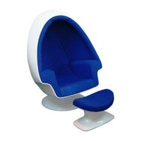 Alpha Egg Chair By Mod Decor A Hip Retro Dream For