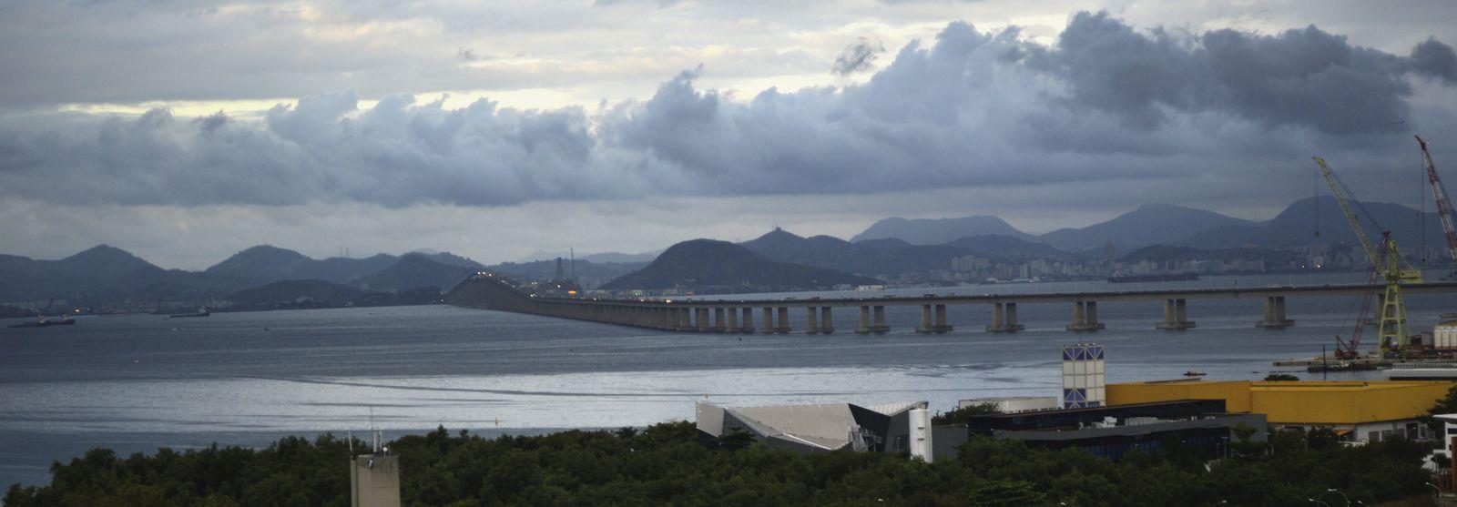 Ponte Rio-Niterói | Rio de Janeiro | Brasil
