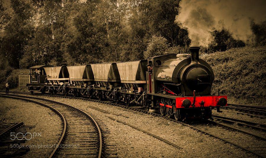 Coal Train by John1950