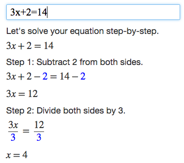 solve my math problem step by step