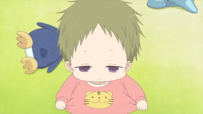 Gakuen Babysitters Kashima Kotaro Gakuen Babysitters Babysitter Kawaii Chibi