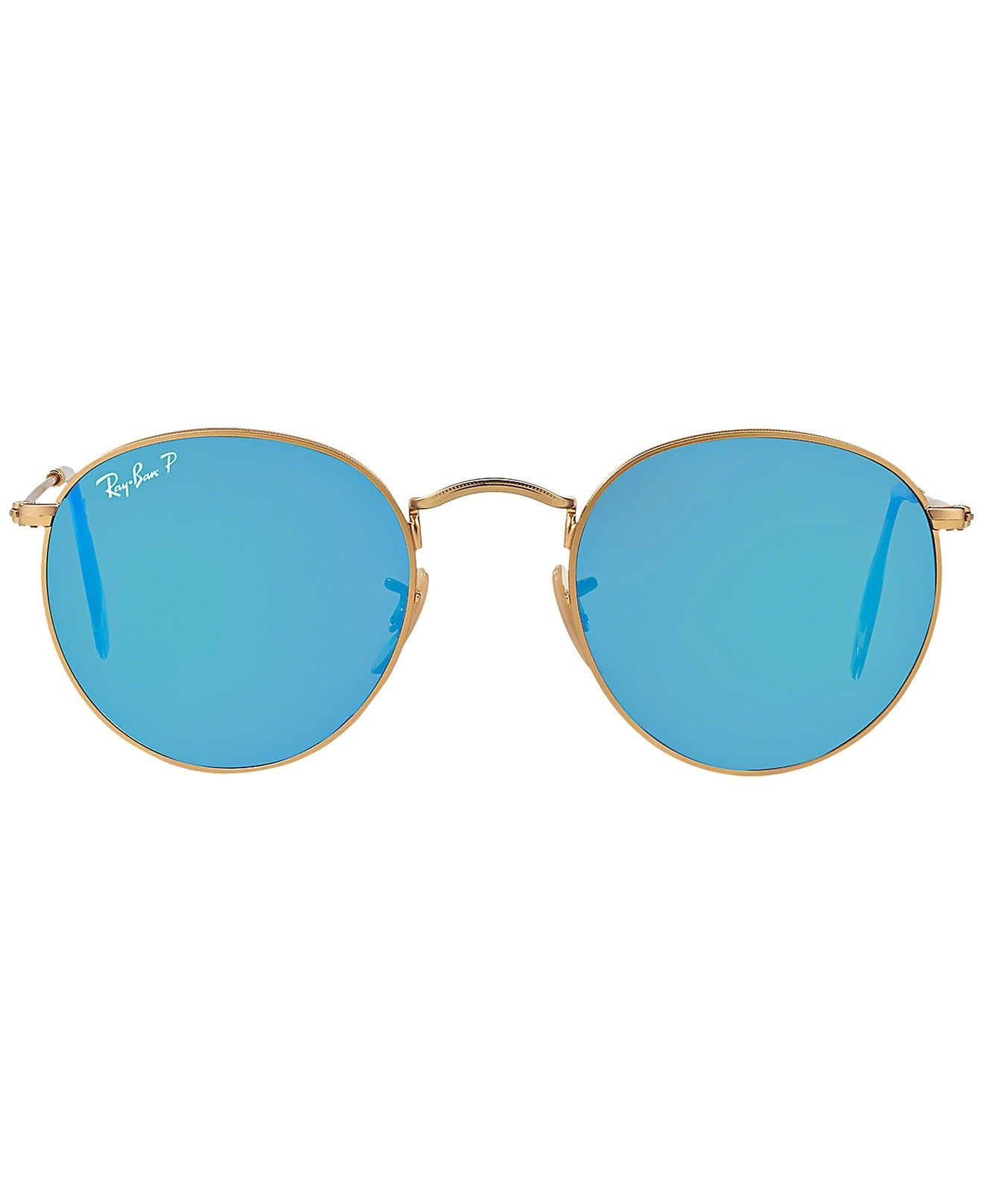 9cd7c51e70 ... new zealand ray ban sunglasses ray ban rb3447 50 round metal sunglasses  by sunglass 5a876 cfc43 ...