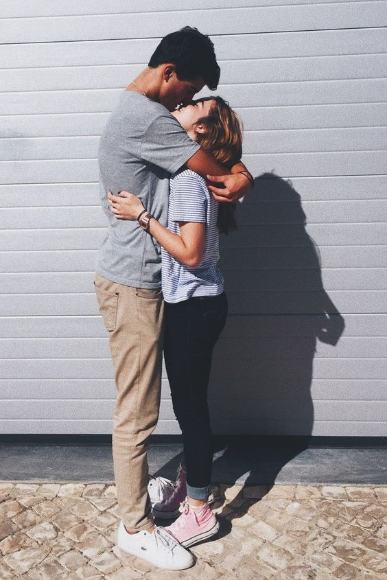 Love; Couple; Love Photography; Couple Photography;Sweet Love; Happy Love; I Love You; Hug; Kiss; Romanti… | Cute couples photos, Cute couples, Cute couple pictures
