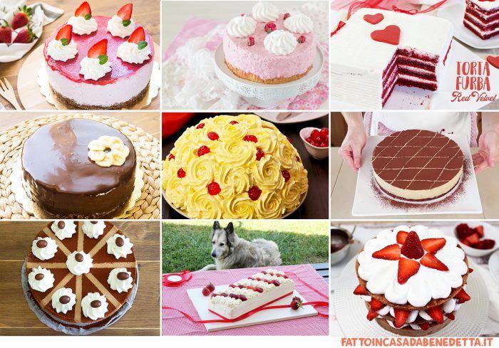 Torta Compleanno Bambini Fatta In Casa.Raccolta Di Torte Di Compleanno Fatte In Casa Da Benedetta