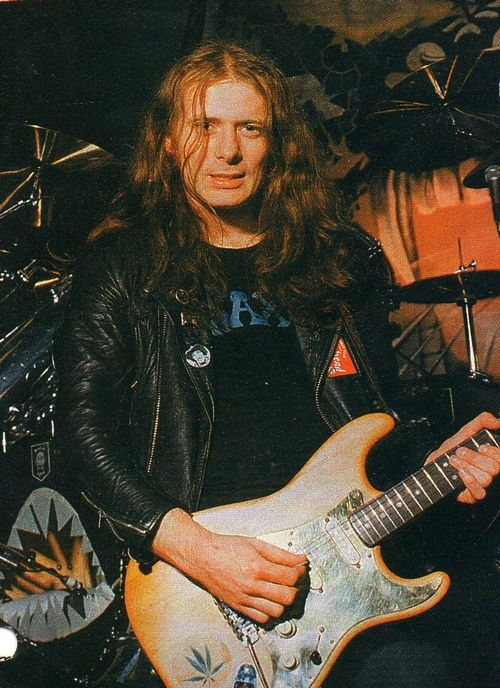 """Fast"" Eddie Clarke (Motorhead). I don't hear his name come up very often when people talk about their favorite guitarists, but this dude's awesome."