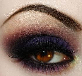 Bows and Curtseys...Mad About Makeup: Femme Fatale Cosmetics Look/Review/Swatches