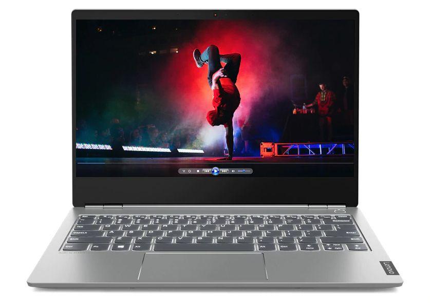 Lenovo Thinkbook 13s Grey Notebook 33 8 Cm 13 3 In 2020 Lenovo Ssd Intel Core