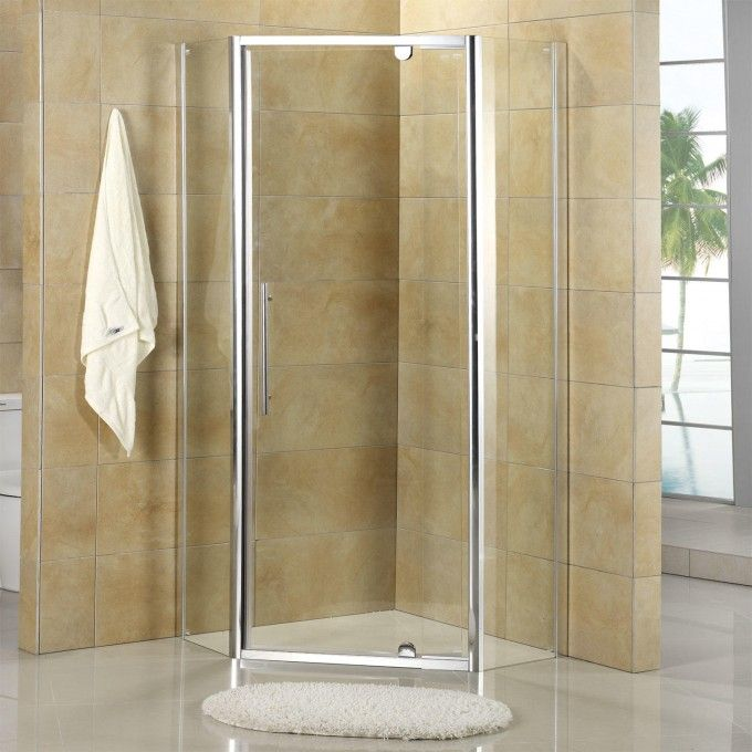 38 X Owen Neo Angle Corner Shower Enclosure