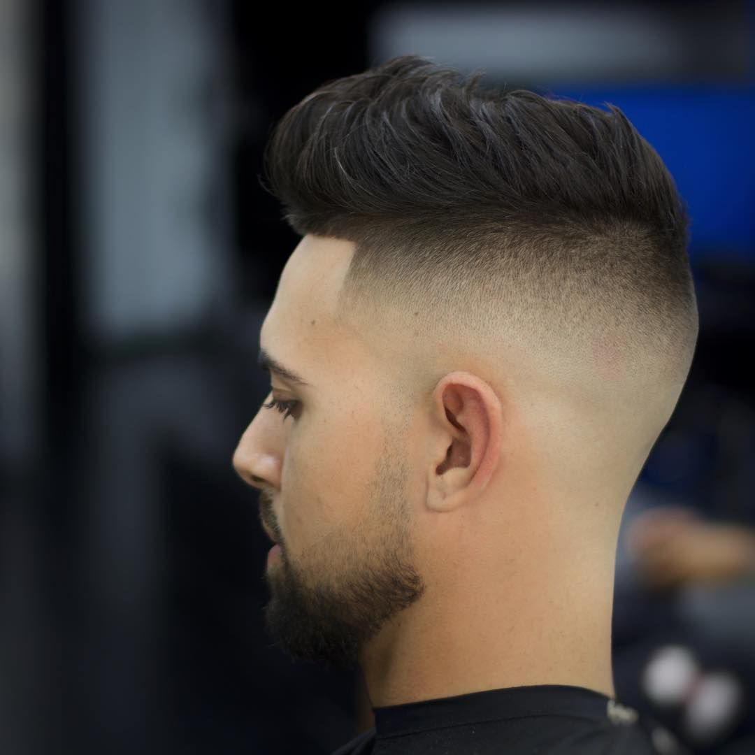 skin bald fade haircuts men