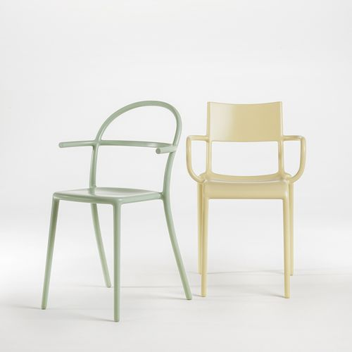 Generic Chairs A And C By Philippe Starck For Kartell Furniture Furniture Arrangement New Furniture