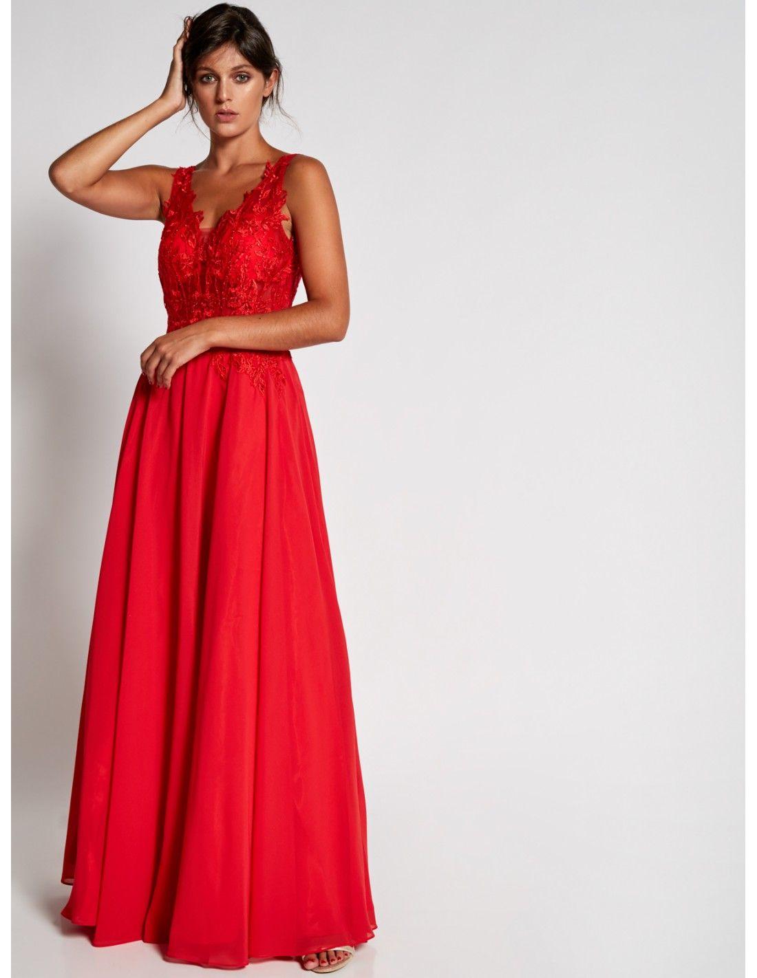 comprar vista previa de muy baratas Vestido Ariel | Sukienki en 2019 | Vestidos de fiesta ...
