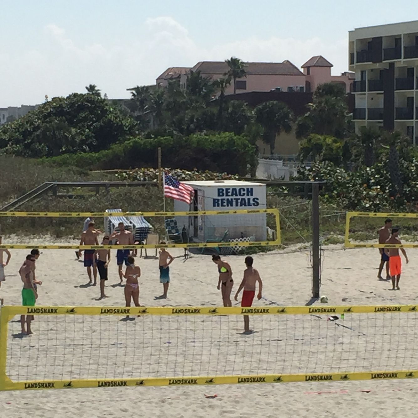 Volleyball de playa- Cabo Cañaveral- by: Mercedes Helena ...