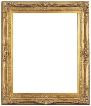 Louis Xv Style Antique Gold Frame Gold Picture Frames Antique Frames Antique Picture Frames