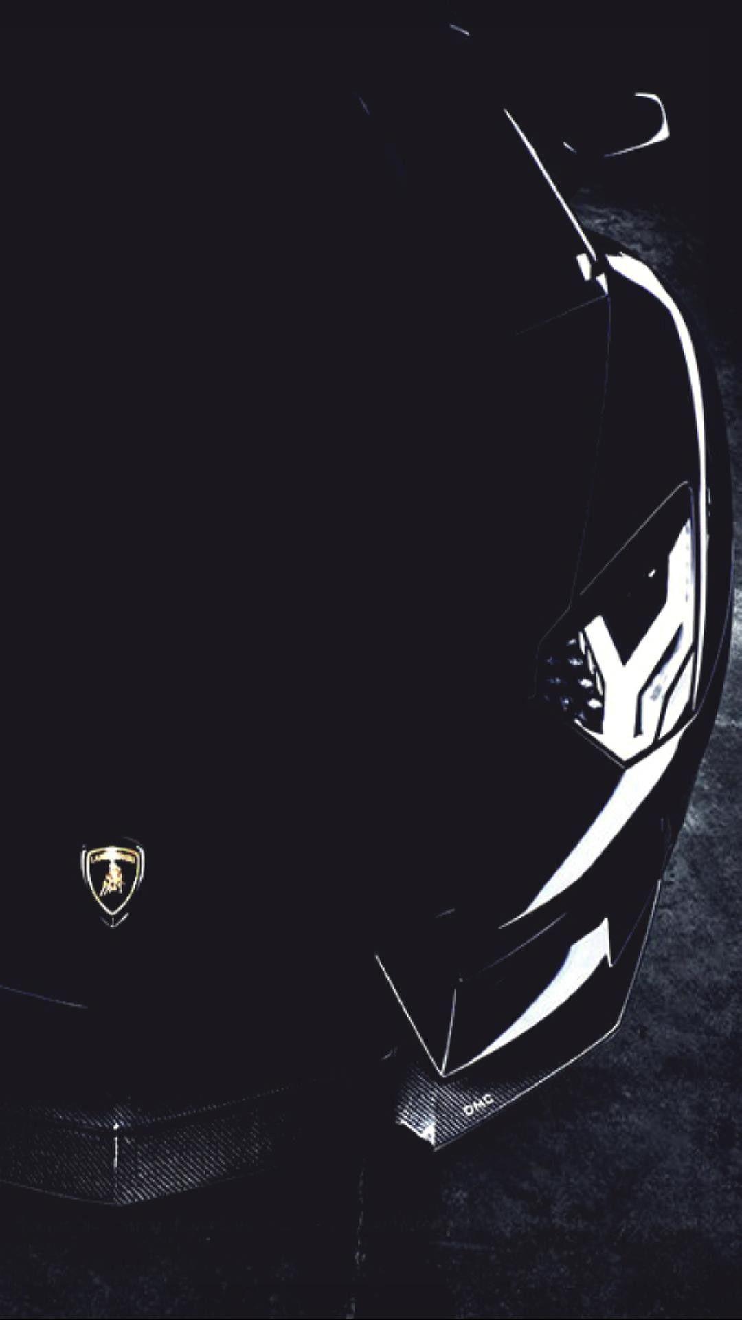 1080x1920 A Lamborghini In Black Mobile Hd Wallpaper High Quality For Phones Wallpaper Modern Hd Wallpapers For Mobile Mobile Wallpaper