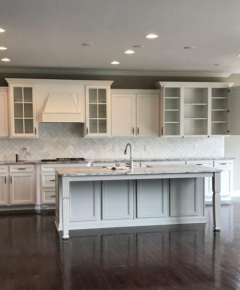 Best Chefs Kitchen Lillian Purestyle Glacier Grey Cabinets 640 x 480