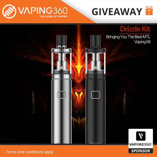 Win Free Vape Juice, Vapes and Giftcards with our Weekly Giveaways