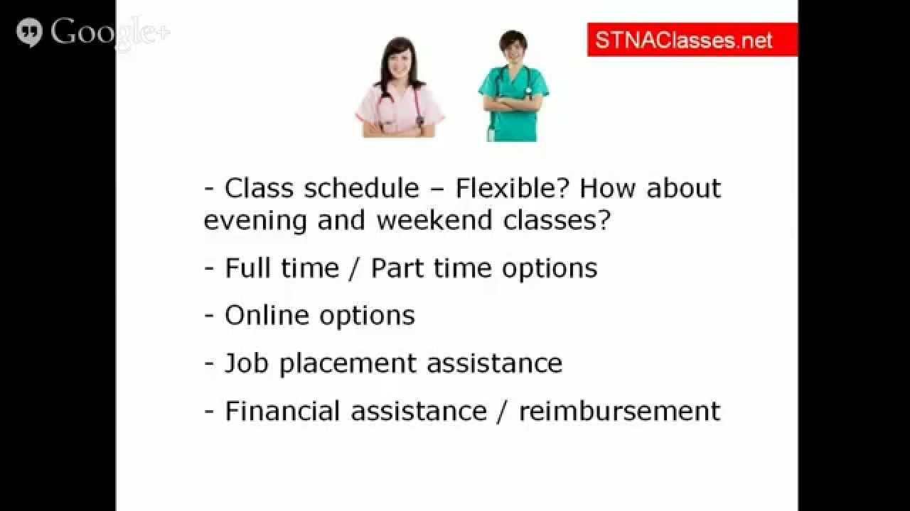 Video On Essential Guide To Stna Classes Stna Stnaclasses