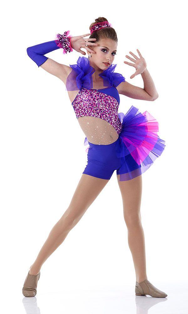 5ef3ace6d78f Girls Dance Costumes on Pinterest