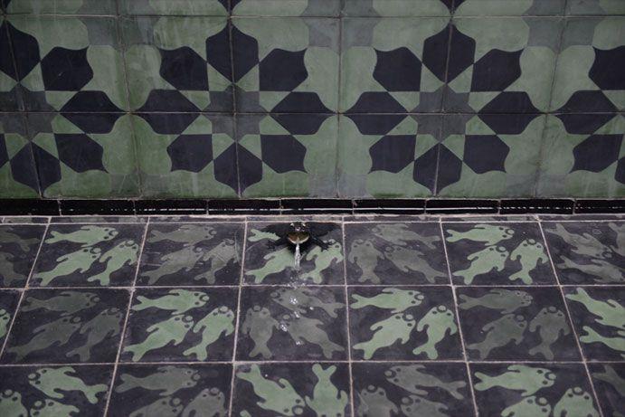 Emery \ cie - Tiles - Cement - Examples - Achievements - Marrakech - examples of achievements
