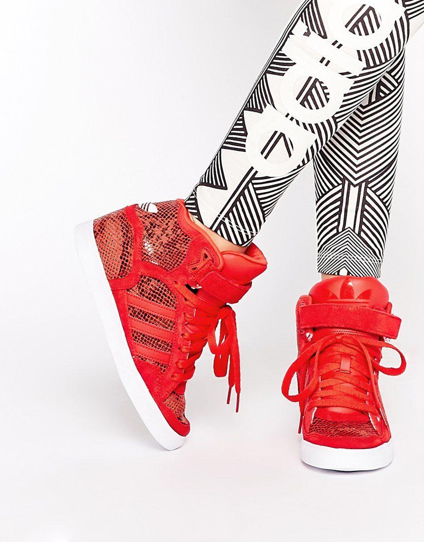 pretty nice f1349 bb2e9 adidas originals Extaball Up adidas extaball up mujer. Zapatillas adidas  u2013 Extaball Up W ...