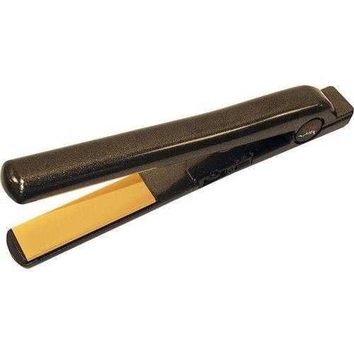 Chi Tourmaline Ceramic Hair Straightener Onyx Black Ca1010 Best Buy Ceramic Hair Ceramic Hair Straightener Hair Straightener