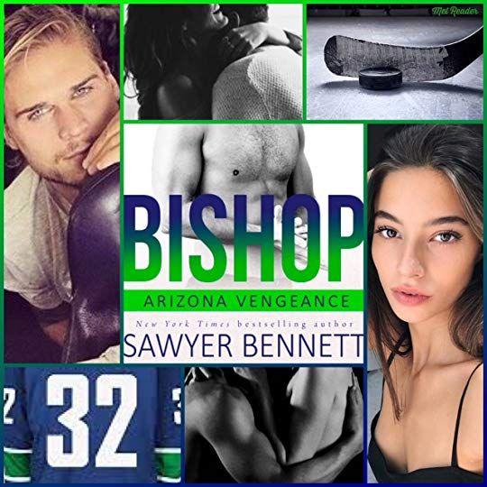 Bishop  Arizona Vengeance  1  By Sawyer Bennett