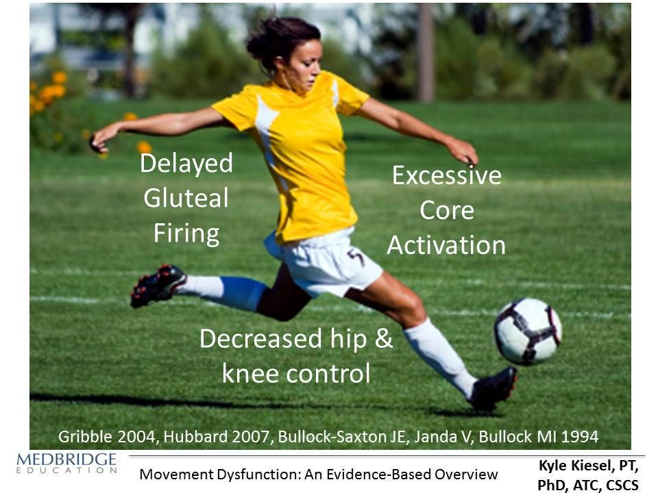 Movement Dysfunction: An Evidence-Based Overview | MedBridge