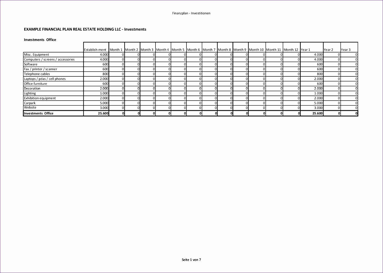 Estate Planning Template Excel New 5 Strategic Planning Template Excel Exceltemp In 2021 Business Plan Template Financial Plan Template Real Estate Agent Business Plan