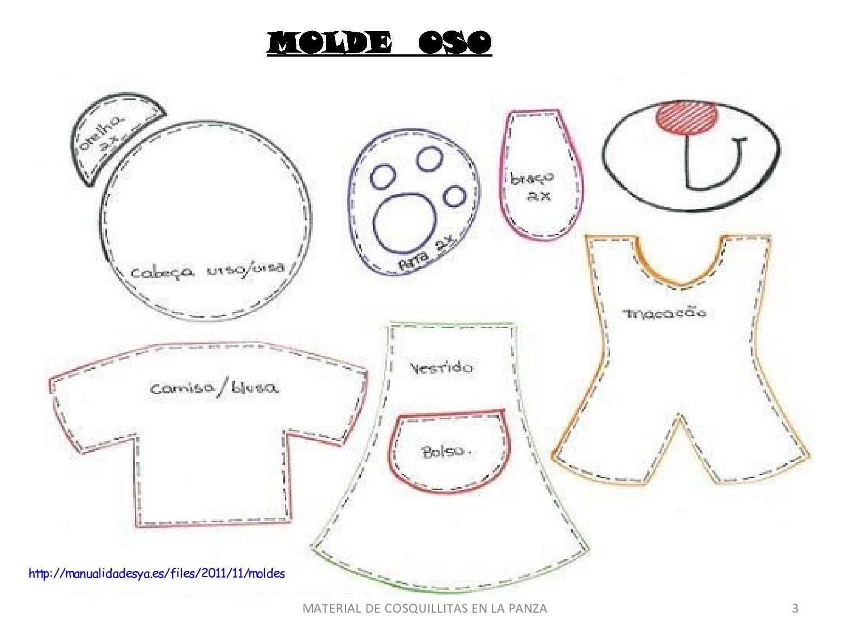 Cosquillitas en la panza blogs moldes para foamy goma eva - Cositas para bebes manualidades ...