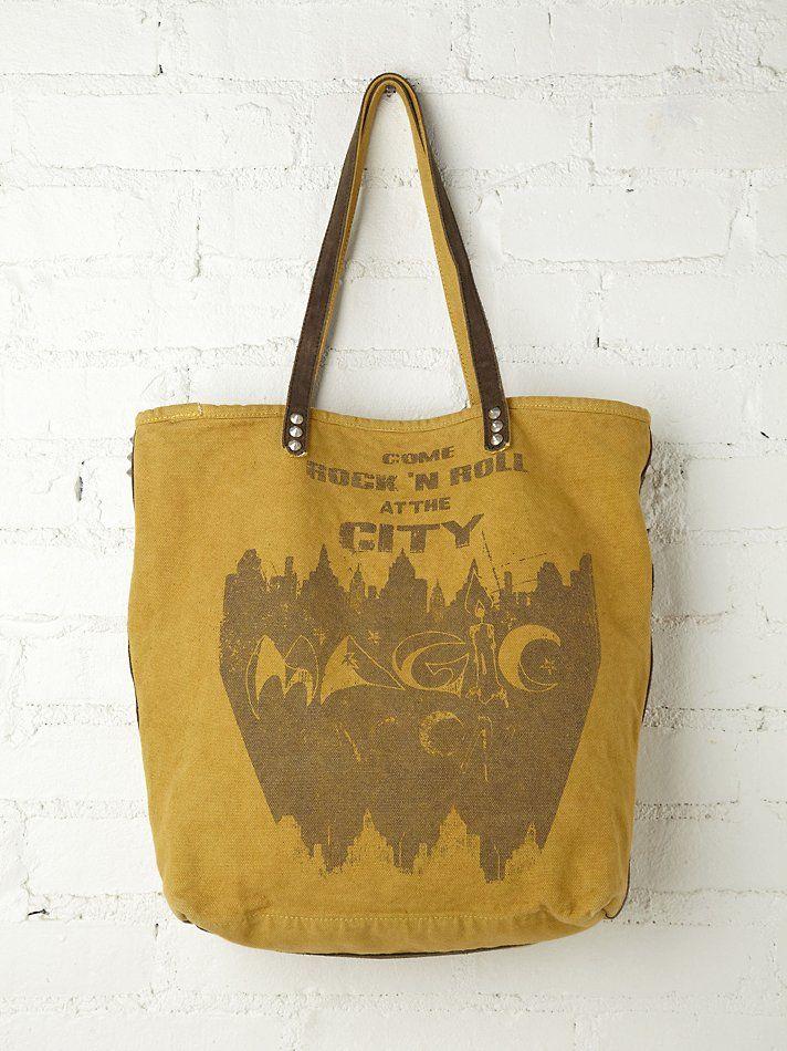 Free People Magic Moon Tote,