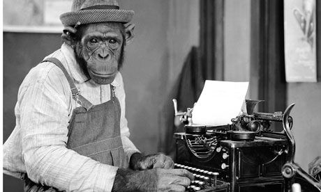 Typewriters: an illustrated guide and a debt of thanks | James Robinson |  Infinite monkey theorem, Typewriter, Fiction writing