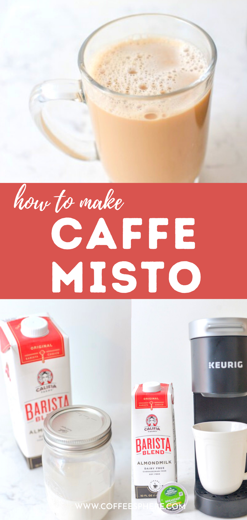 What is Caffe Misto? (Plus How to Make It at Home!) in