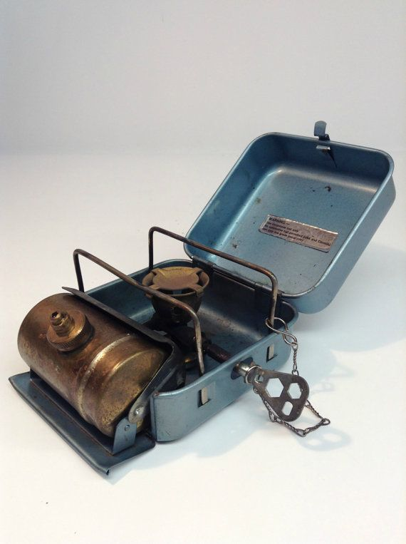 Camp Stove Vintage Camping Gear Hiking Gear Gifts For
