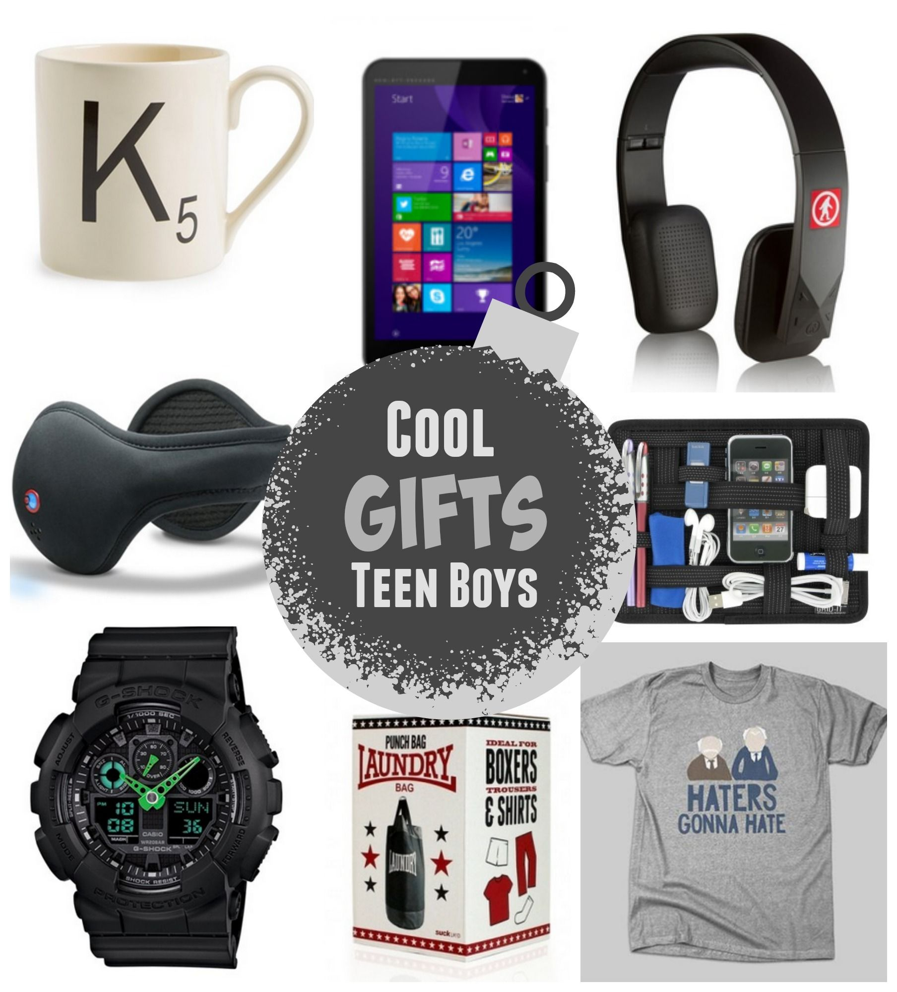 Great ts for teen boys …