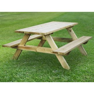 Barnestowne Picnic Table Wooden Picnic Tables Outdoor